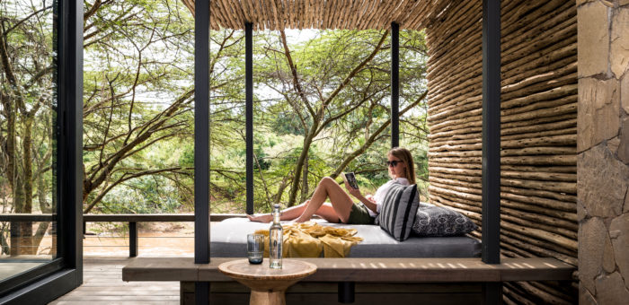 Kenya's Most Luxurious New Safari Camp is a Legend Reborn