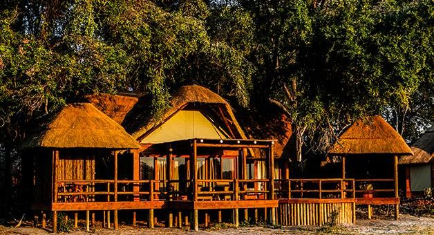 A luxury safari though Botswana's Okavango Delta