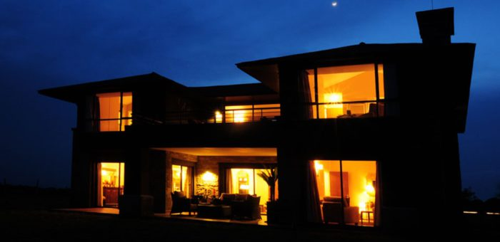 Villa at Mt.Kenya Wildlife Estate