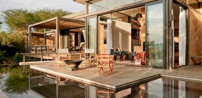 Sleeping with Hippos: Inside The New Geoffrey Kent Suite At Sanctuary Olonana in Kenya